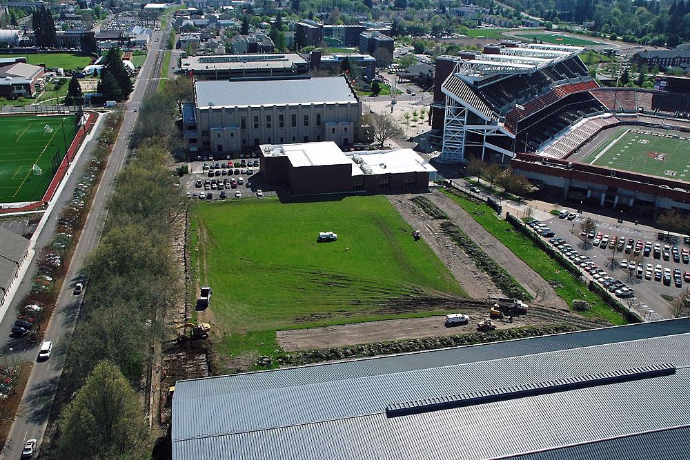 Oregon State University - Reser Stadium and Prothro Field
